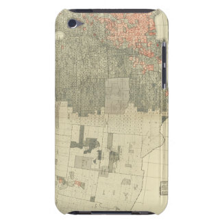Sexes by counties iPod Case-Mate cases