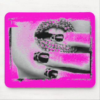 sexi lips (2) mouse mat