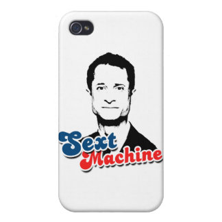 SEXT MACHINE iPhone 4/4S CASES