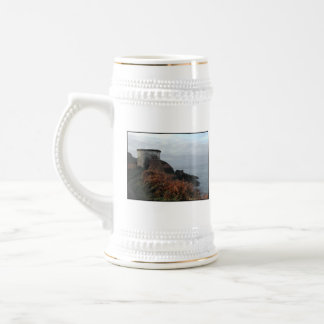 Sexton Burrow Lookout Tower. England Beer Stein