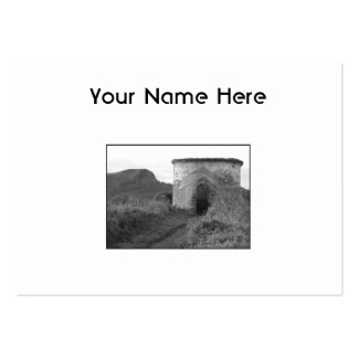 Sexton Burrow Lookout Tower. England Pack Of Chubby Business Cards
