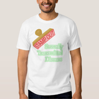 Sexually Transmitted Diseases Shirts