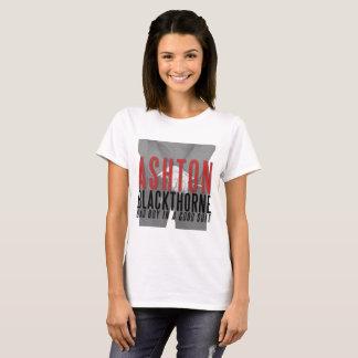 Sexy Ashton Blackthorne Tshirt