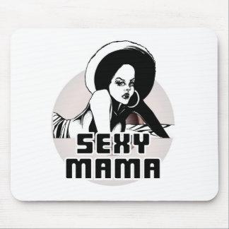 Sexy-mama-TSHIRT Mouse Pad