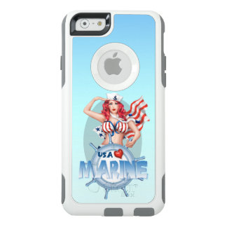 SEXY MARINE USA Apple iPhone 6  CS W