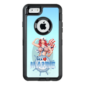 SEXY MARINE USA Apple iPhone 6  DS