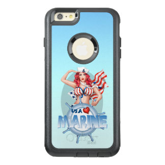 SEXY MARINE USA Apple iPhone 6 Plus  CS