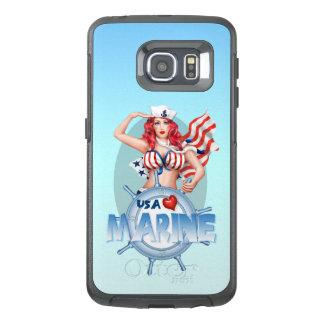 SEXY MARINE USA Samsung Galaxy S6 Edge  SS
