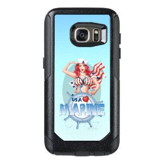 SEXY MARINE USA Samsung Galaxy S7  CS