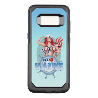 SEXY MARINE USA Samsung Galaxy S8 CS