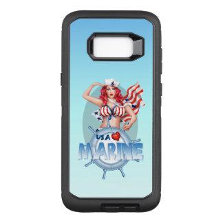 SEXY MARINE USA Samsung Galaxy S8+   DS