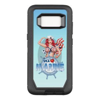 SEXY MARINE USA Samsung Galaxy S8 DS