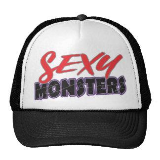 Sexy Monsters Trucker Hat