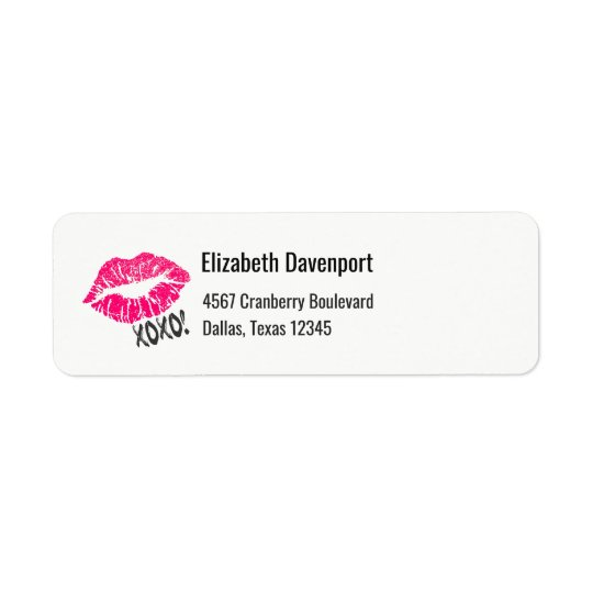 Sexy Pink Kissy Lips xoxo!