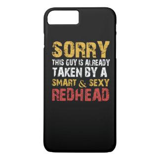 SEXY REDHEAD iPhone 7 PLUS CASE