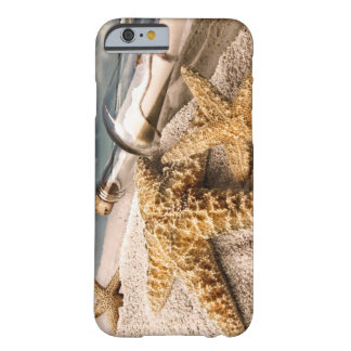 Sexy Sunning Starfish on the Shore Barely There iPhone 6 Case