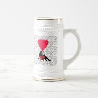 Sexy Valentines Beer Steins