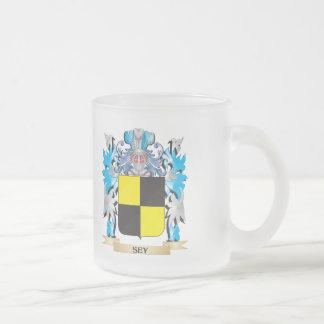 Sey Coat of Arms - Family Crest Mug
