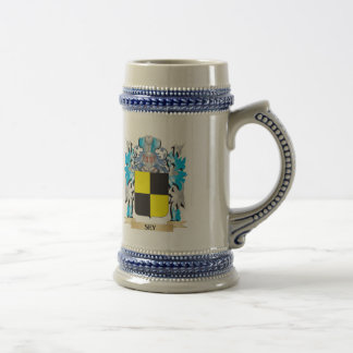Sey Coat of Arms - Family Crest Coffee Mug