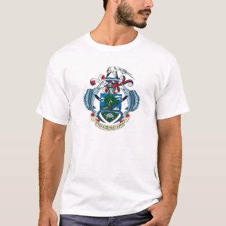 Seychelles Coat of Arms  T-shirt