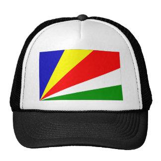 Seychelles Flag Cap