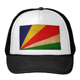 Seychelles Flag Hats