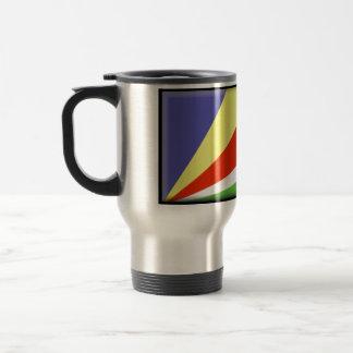 Seychelles Flag Mugs