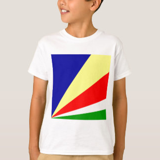 Seychelles High quality Flag T-Shirt