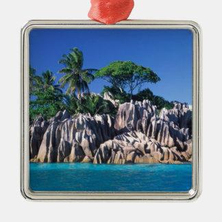 Seychelles. Ilot St. Pierre (near Praslin Christmas Ornament