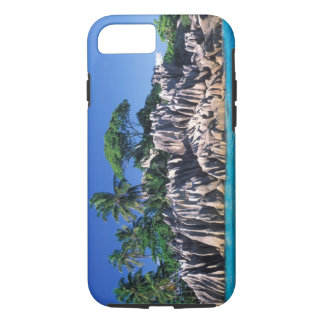 Seychelles. Ilot St. Pierre (near Praslin iPhone 8/7 Case