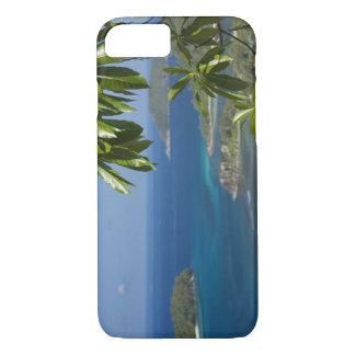 Seychelles, Island of Mahe. Western coast of iPhone 7 Case