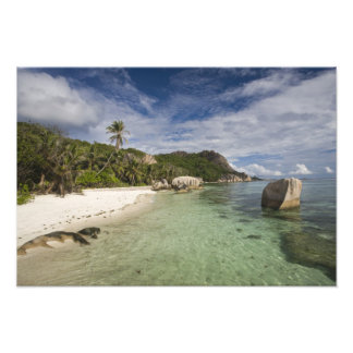 Seychelles, La Digue Island, L'Union Estate 2 Photo Print