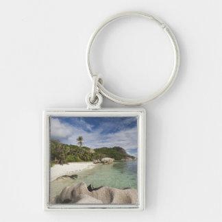 Seychelles, La Digue Island, L'Union Estate Key Ring