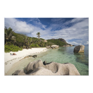 Seychelles, La Digue Island, L'Union Estate Photo Print