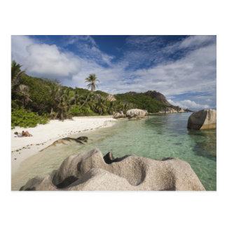 Seychelles, La Digue Island, L'Union Estate Postcard