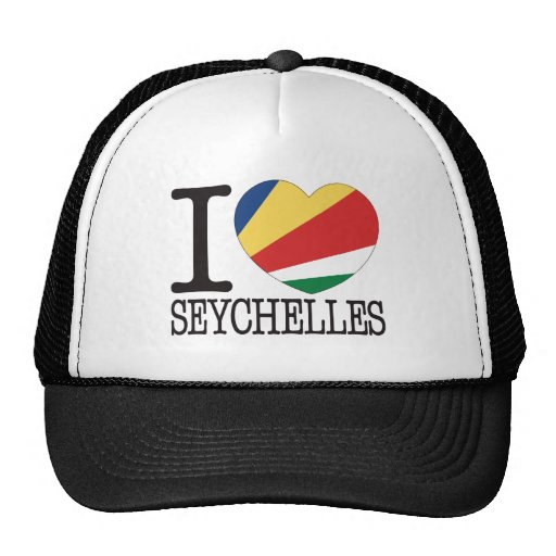 Seychelles Love v2 Mesh Hats