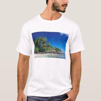 Seychelles, Mahe Island, Anse Royale Beach. 2 T-Shirt