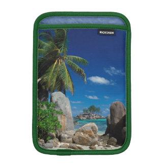 Seychelles, Mahe Island, Anse Royale Beach. iPad Mini Sleeve