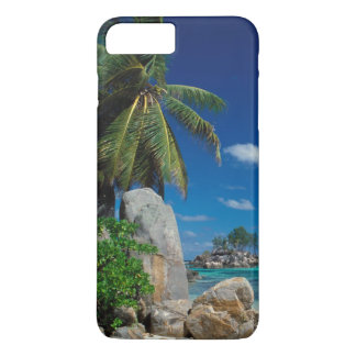 Seychelles, Mahe Island, Anse Royale Beach. iPhone 8 Plus/7 Plus Case