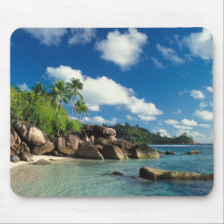 Seychelles, Mahe Island, Lazare Bay Mousepad
