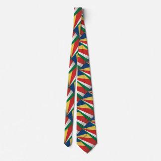 Seychelles Tie