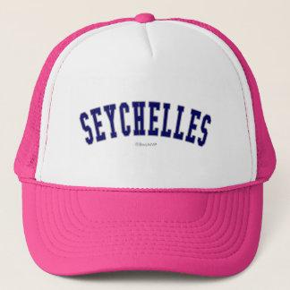 Seychelles Trucker Hat