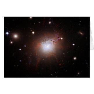 Seyfert Galaxy NGC 1275 Perseus A Caldwell 24 Card