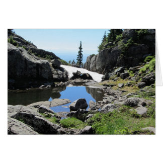 Seymour Mountain View Greeting Card