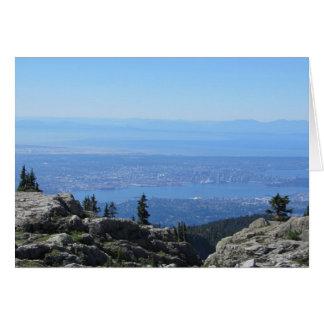 Seymour Mountain View Note Card