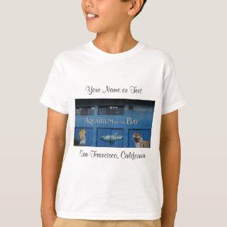 SF Aquarium of the Bay #3 Kids T-shirt
