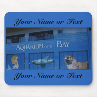SF Aquarium of the Bay Mousepad