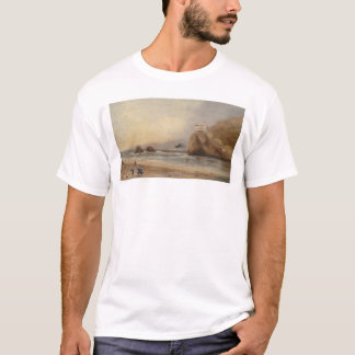 SF beach, Seal Rock, and Cliff House (1166) T-Shirt