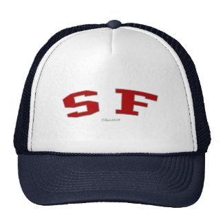 SF TRUCKER HAT