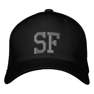 SF Custom Cap Embroidered Baseball Caps